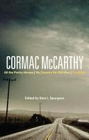 Cormac McCarthy PDF