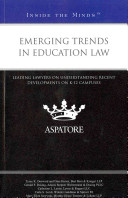 Emerging Trends in Education Law PDF
