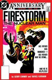 The Fury of Firestorm (1982-) #50