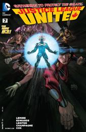Justice League United (2014-) #7
