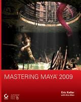 Mastering Maya 2009 PDF