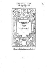 Galeni De sanitate tuenda: libri sex
