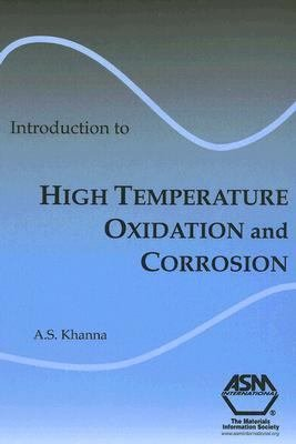 Introduction to High Temperature Oxidation and Corrosion PDF