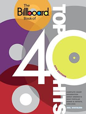 The Billboard Book of Top 40 Hits  9th Edition PDF