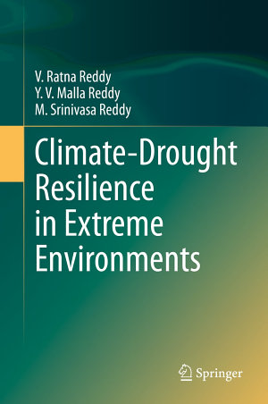 Climate-Drought Resilience in Extreme Environments