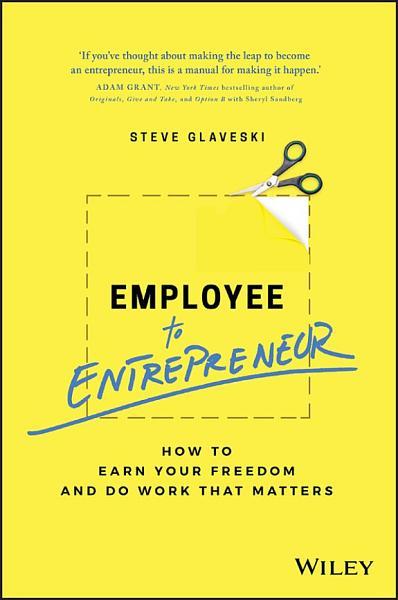 Download Employee to Entrepreneur Book