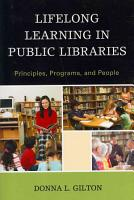 Lifelong Learning in Public Libraries PDF