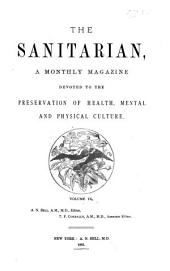The Sanitarian: Volume 9