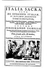 Continens Metropolim Beneventanam, ejusdemqe suffraganeas ecclesias, quae in Samnio Regni Neapolitani vetusta provincia, sunt positae