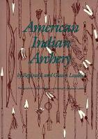American Indian Archery PDF