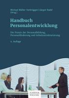 Handbuch Personalentwicklung PDF