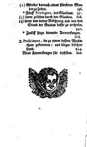 Buß- und Gnaden-Lehre, oder der verlohrene und wiedergefundene Sohn, aus dem Gleichniß Luc. XV. 11 - 24