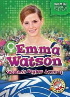 Emma Watson  Women s Rights Activist PDF