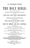 An Illustrated History of the Holy Bible PDF