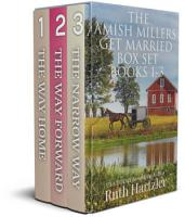 The Amish Millers Get Married  Box Set  Books 1 3 PDF