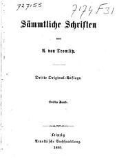 Sämmtliche Schriften: Band 3