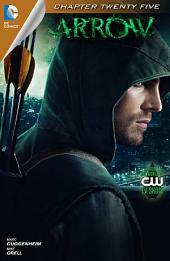 Arrow (2012-) #25