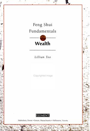 Feng Shui Fundamentals