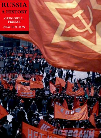 Russia  A History  new edition PDF