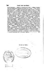 Histoire d'Angleterre depuis l'avénement de Jacques II