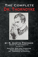 The Complete Dr. Thorndyke - Volume VII