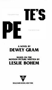 Dante s Peak PDF