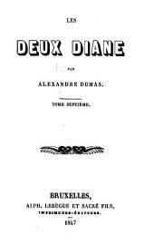 Les deux Diane: Volume7