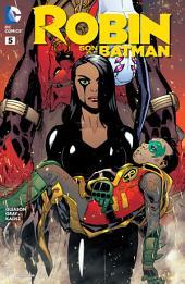 Robin: Son of Batman (2015-) #5