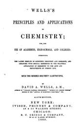 Well's Principles and Applications of Chemistry