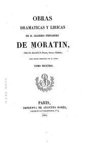 Obras dramáticas y líricas: Volumen 2