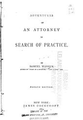 Adventures of an Attorney in Search of Practice