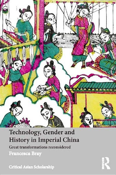Download Technology  Gender and History in Imperial China Book