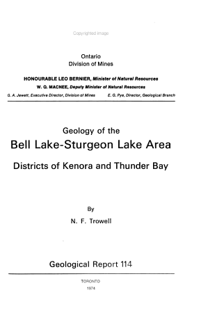 Geological Report PDF