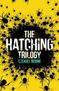 The Hatching Trilogy Book