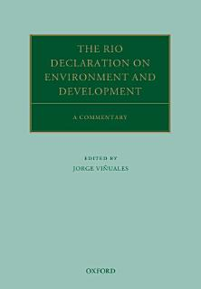 The Rio Declaration on Environment and Development Book