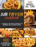Air Fryer Cookbook Book
