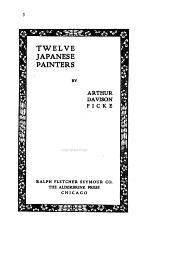 Twelve Japanese Painters