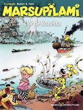 Marsupilami – tome 7 - L'or de Boavista