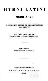 Hymni ad Deum et angelos