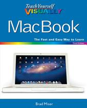 Teach Yourself VISUALLY MacBook: Edition 2