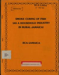 Smoke Curing Of Fish As A Household Industry In Rural Jamaica Book PDF