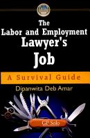The Labor and Employment Lawyer s Job PDF