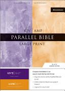 Parallel Bible PR KJV Am Large Print