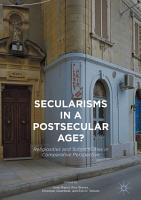 Secularisms in a Postsecular Age  PDF
