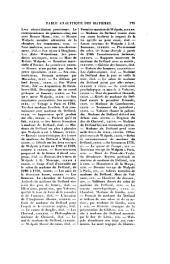 Correspondance complète de la marquise du Deffand avec ses amis le président Hénault--Montesquieu--d'Alembert--Voltaire--Horace Walpole, classée dans l'ordre chronologique et sans suppressions, augmentée des lettres inédites au chevalier de L'Isle, précédée d'une histoire de sa vie, de son salon, de ses amis, suivie de ses oeuvres diverses et éclairée de nombreuses notes par m.de Lescure: Volume2