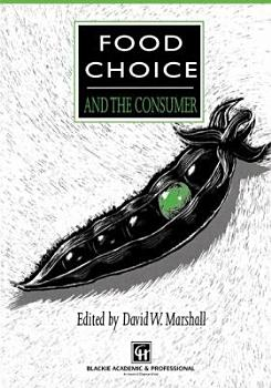 Food Choice And The Consumer PDF