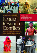 Natural Resource Conflicts PDF