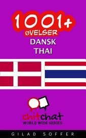1001+ Øvelser dansk - Thai