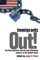 Immigrants Out  PDF