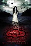 A Shade of Vampire Book